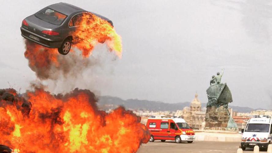 Taxi 5 le film