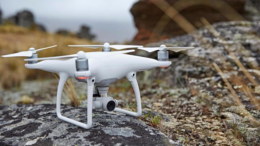 Sécurité routière - Les drones pour relever les infractions arrivent