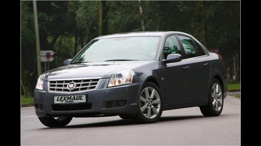 Cadillac BLS: Lexmaul mobilisiert Zusatz-Power