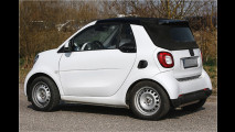 Erwischt: Smart Cabrio