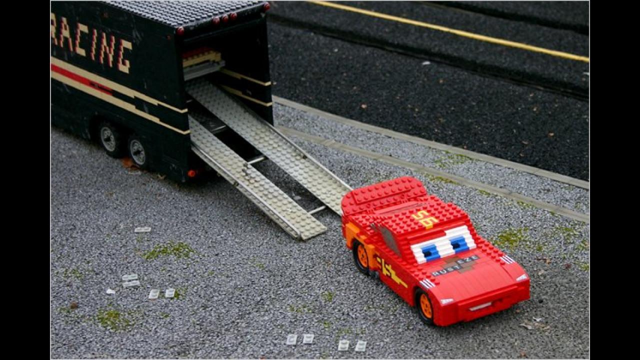 Cars: Lightning McQueen