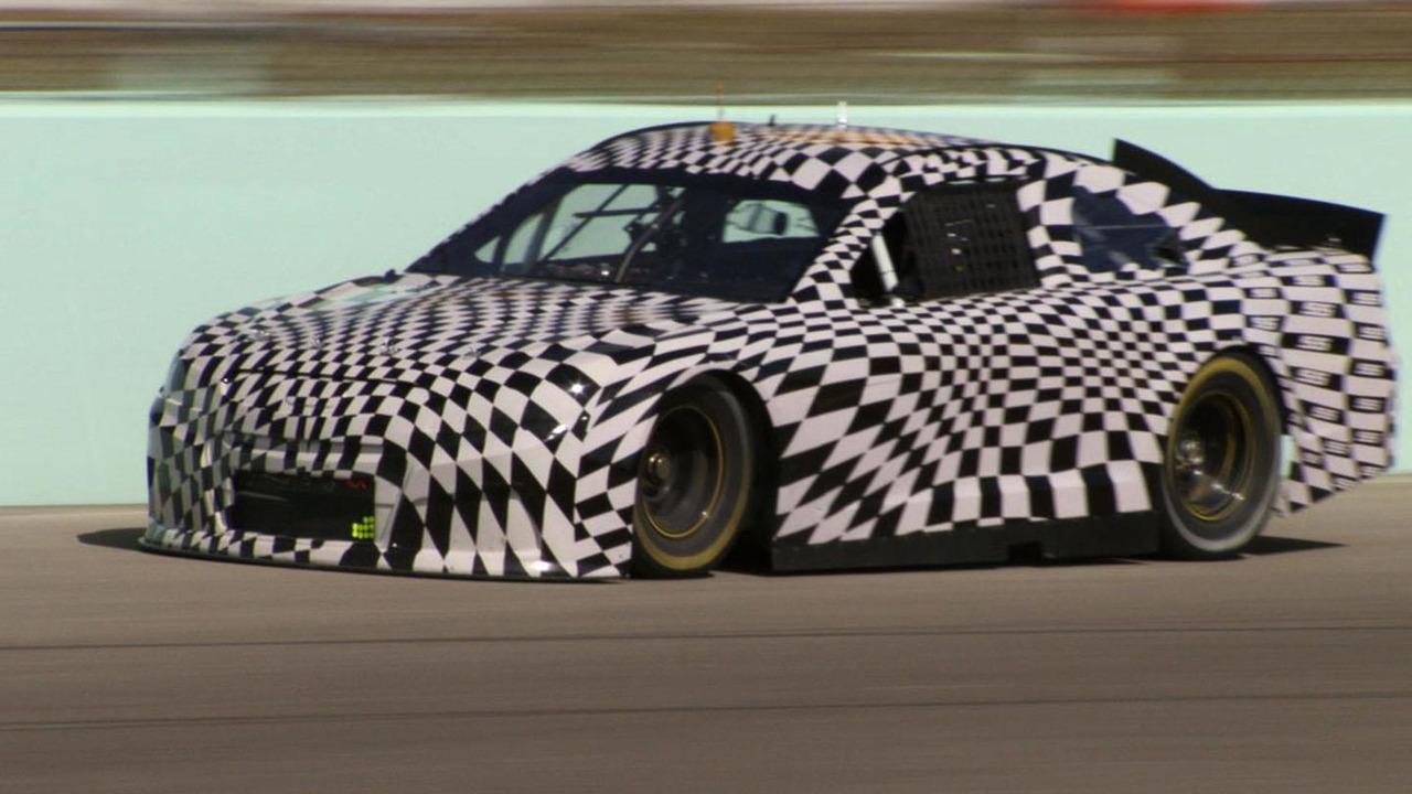 2013 Chevrolet SS Race Car spy photo 17.5.2012