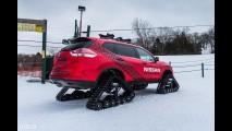 Nissan Rogue Winter Warrior Concept