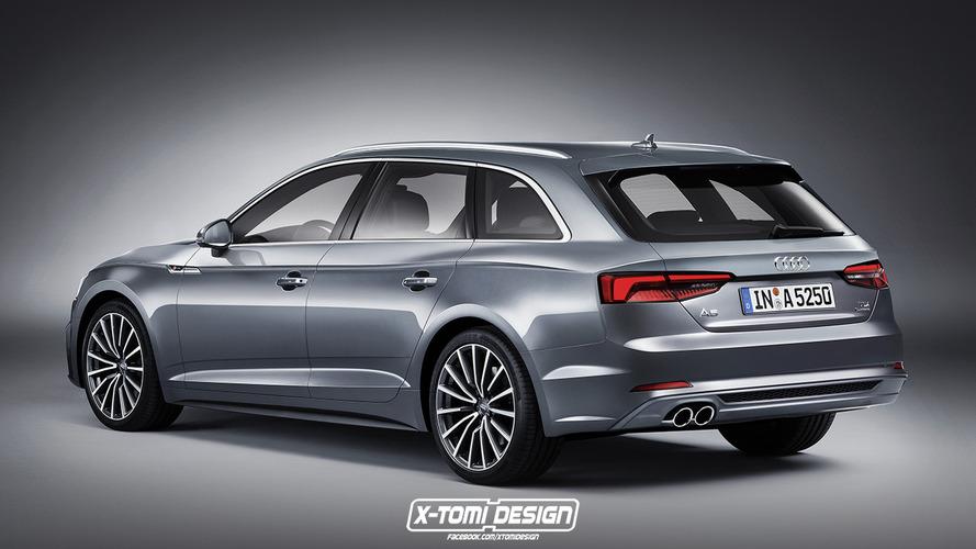 2018 Audi A5 Avant oldukça çekici