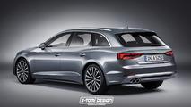 2018 Audi A5 Avant Rendering