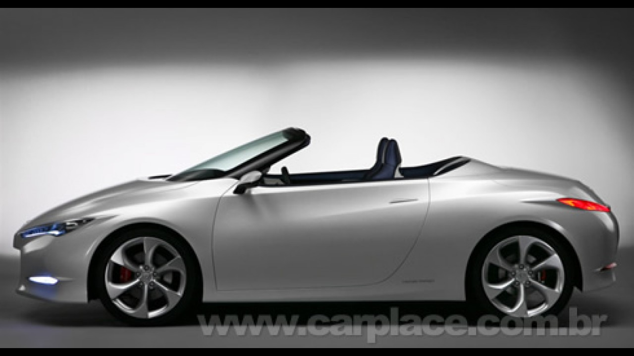 Salão de Londres: OSM Concept adianta visual dos futuros modelos da Honda