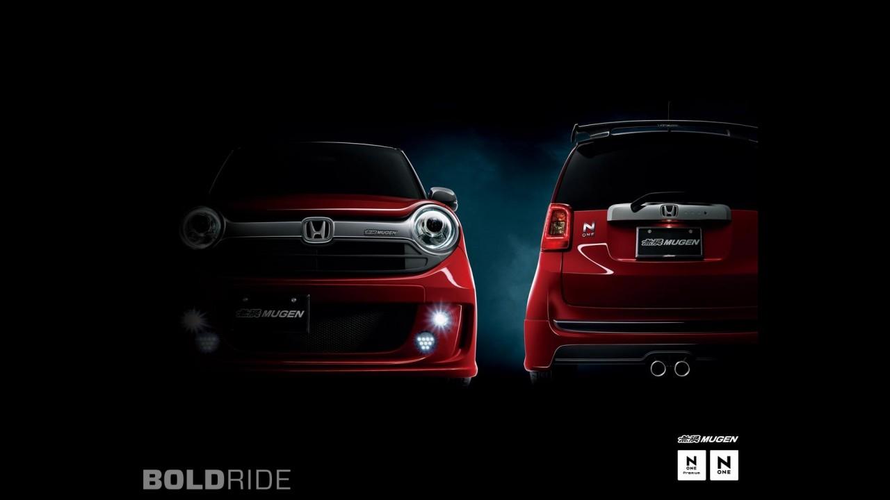 Honda N-One Mugen