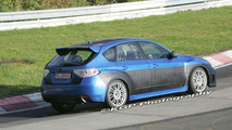Subaru WRX STi Spy Photo