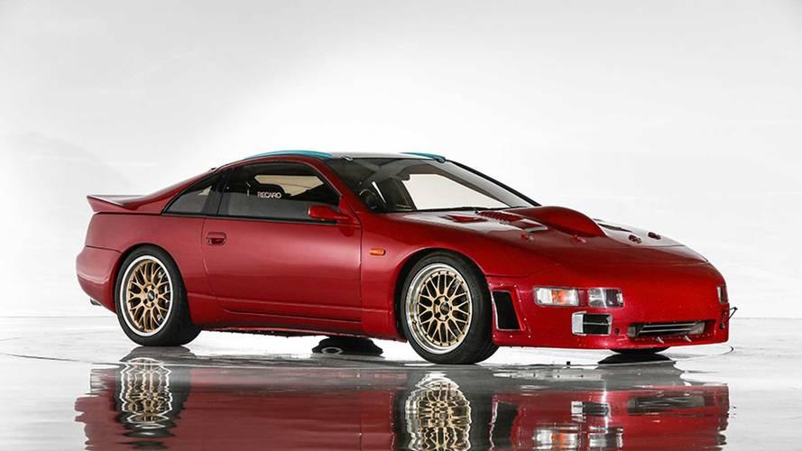 Zamanında hız rekoru kırmış olan Nissan 300ZX satışa sunulacak