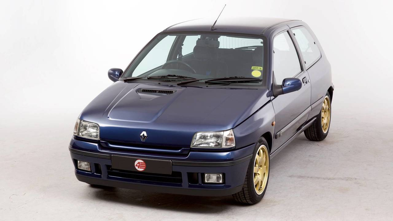 Renault Clio I Williams 2