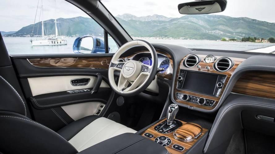 Bentley propose un nouveau placage en bois