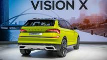 2018 Skoda Vision X konsepti