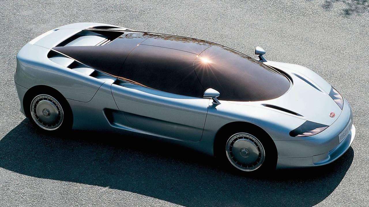 1990 Bugatti ID 90 Konsepti