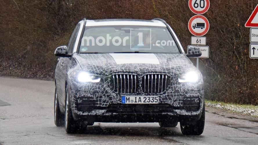 BMW X5 yeni casus fotoğraflar