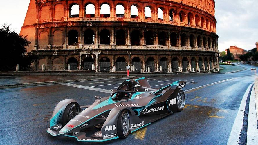 New Formula E Car Capable Of More Than 186 MPH