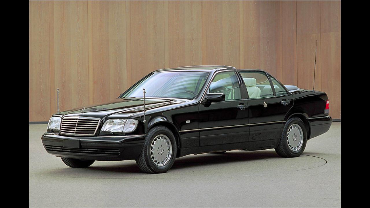 Mercedes S 500 Landaulet (1997)