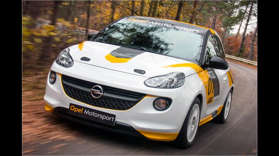 Opel: Comeback im Motorsport