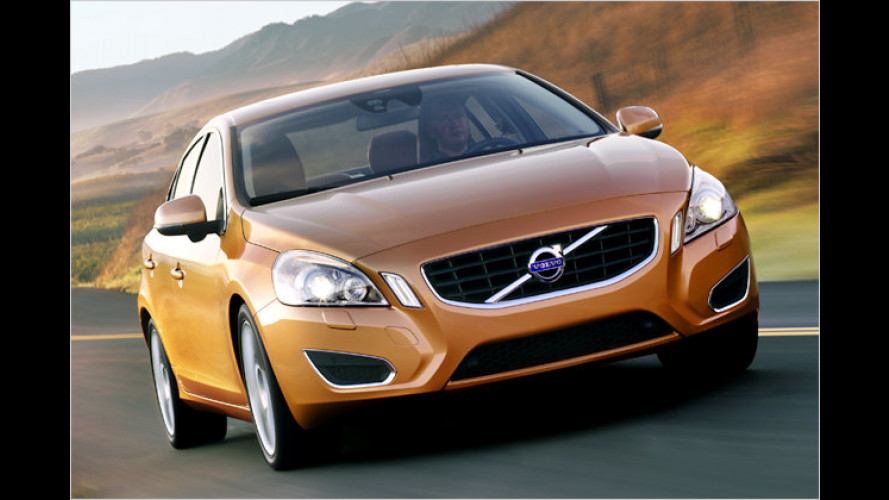 Neue Volvo-Motoren