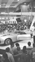 1956 Pontiac Club de Mer at 1956 Motorama