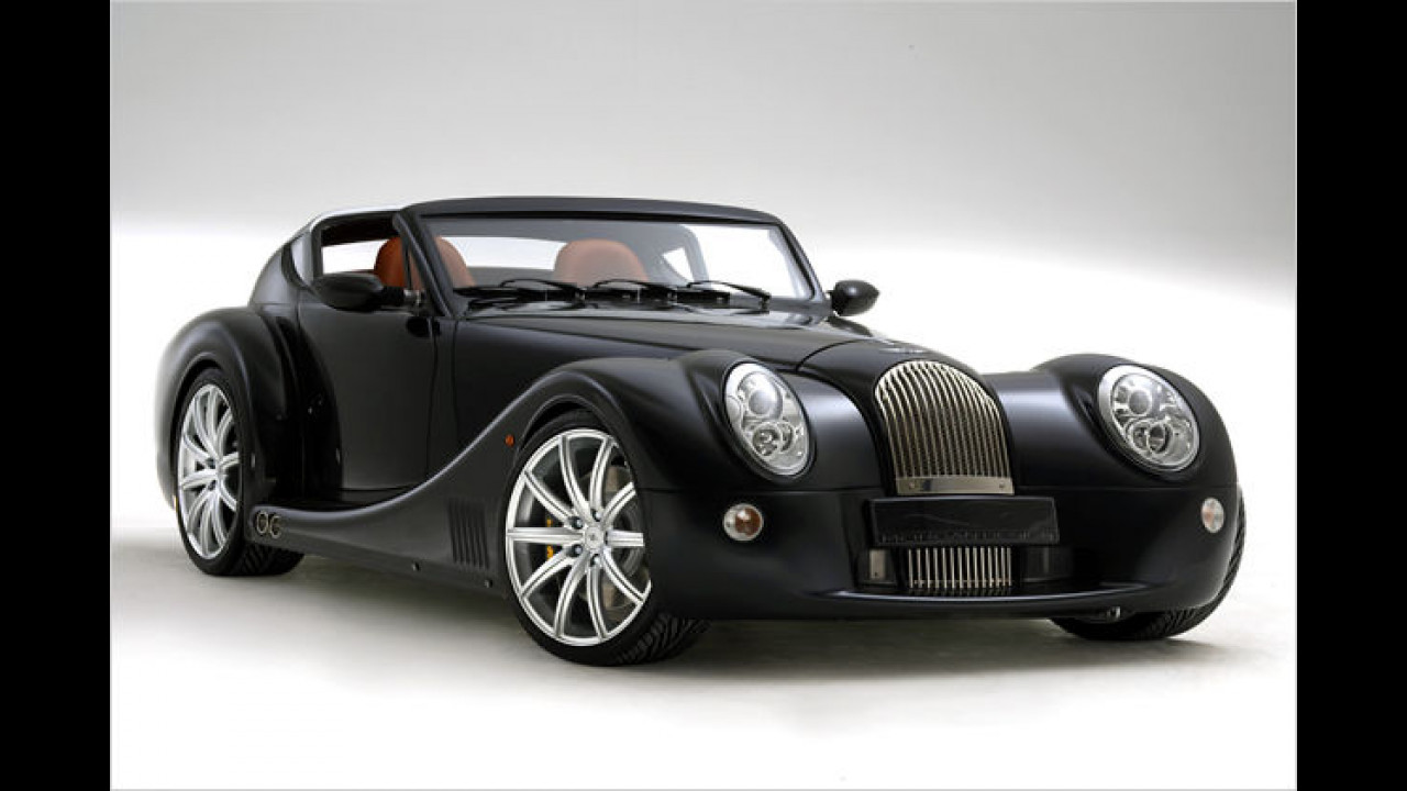 Morgan Aero SuperSports