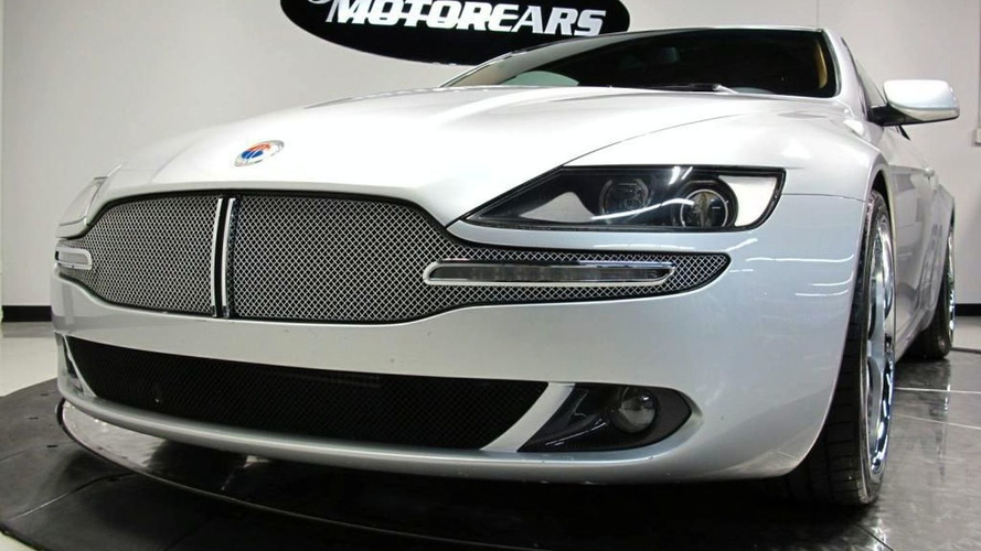 Fisker Latigo CS Prototype Number 000 For Sale