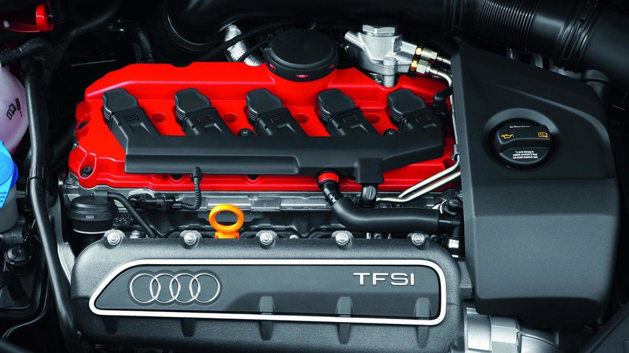 2012 Audi RS 3 Sportback revealed [video]