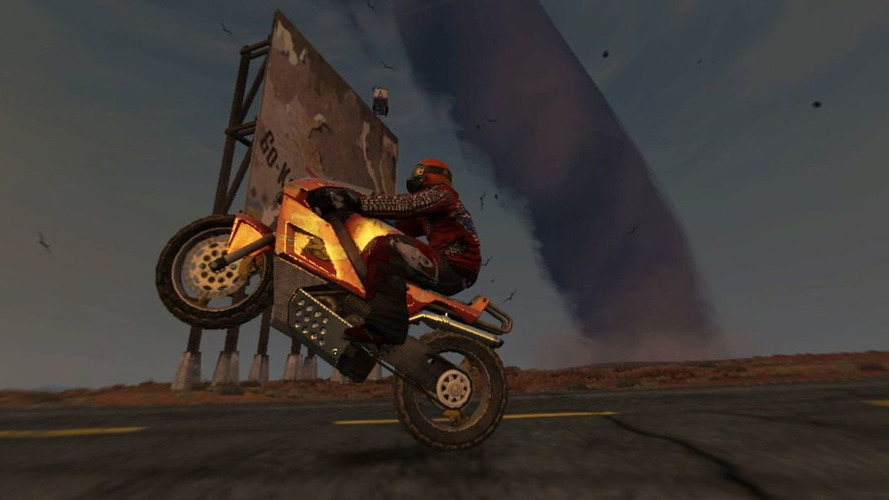 Sponsored Viral: 'Fuel' video game by Codemasters