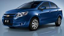 Chevrolet Sail Small Car
