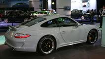Porsche 911 Sport Classic live in Frankfurt IAA 2009