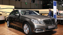 Mercedes E Class Sedan in Geneva