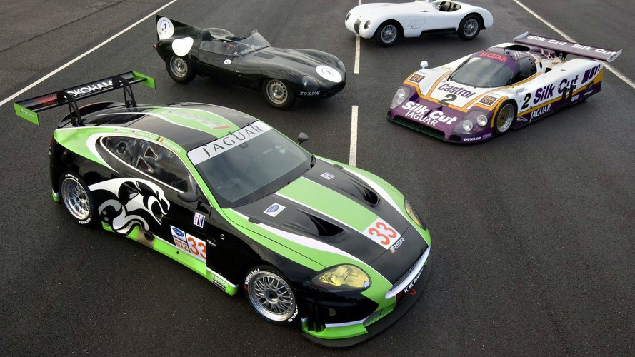 Jaguar Returns to Le Mans with XKR GT2 by JaguarRSR