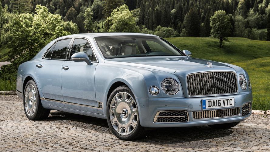 Bentley réfléchit sérieusement à un véhicule 100% électrique
