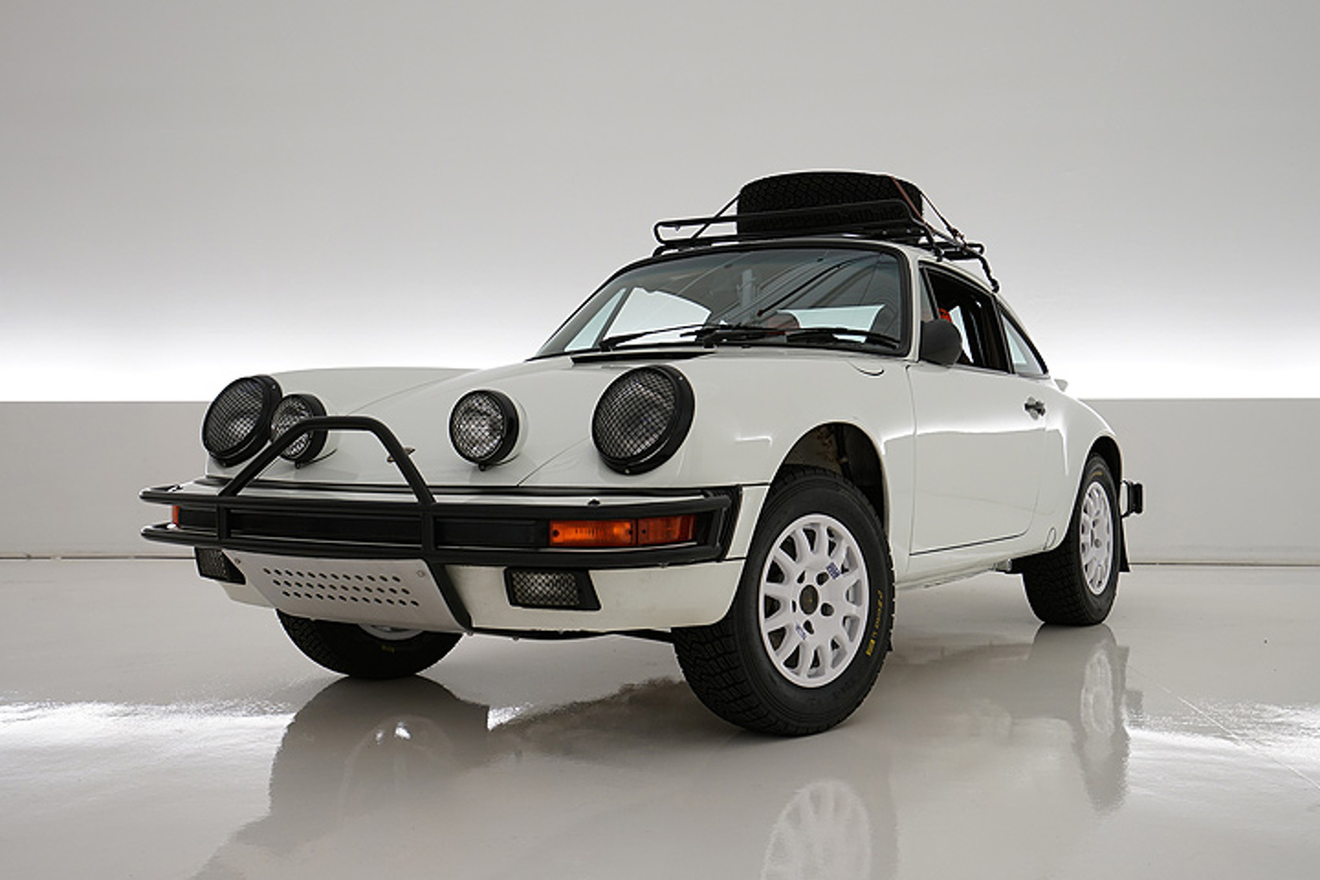 This 275 000 Porsche 911 Rally Car Is The Stuff Of Dreams