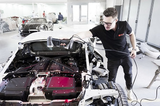 Jon Olsson's Lamborghini Huracan Project is Still a Work in Progress