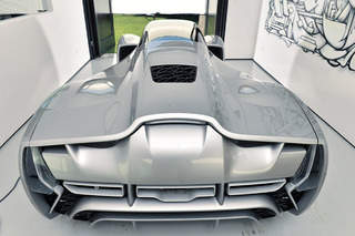 700HP Blade is the World's First 3D-Printed Supercar