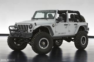Jeep'in 6 Easter Safari konsepti
