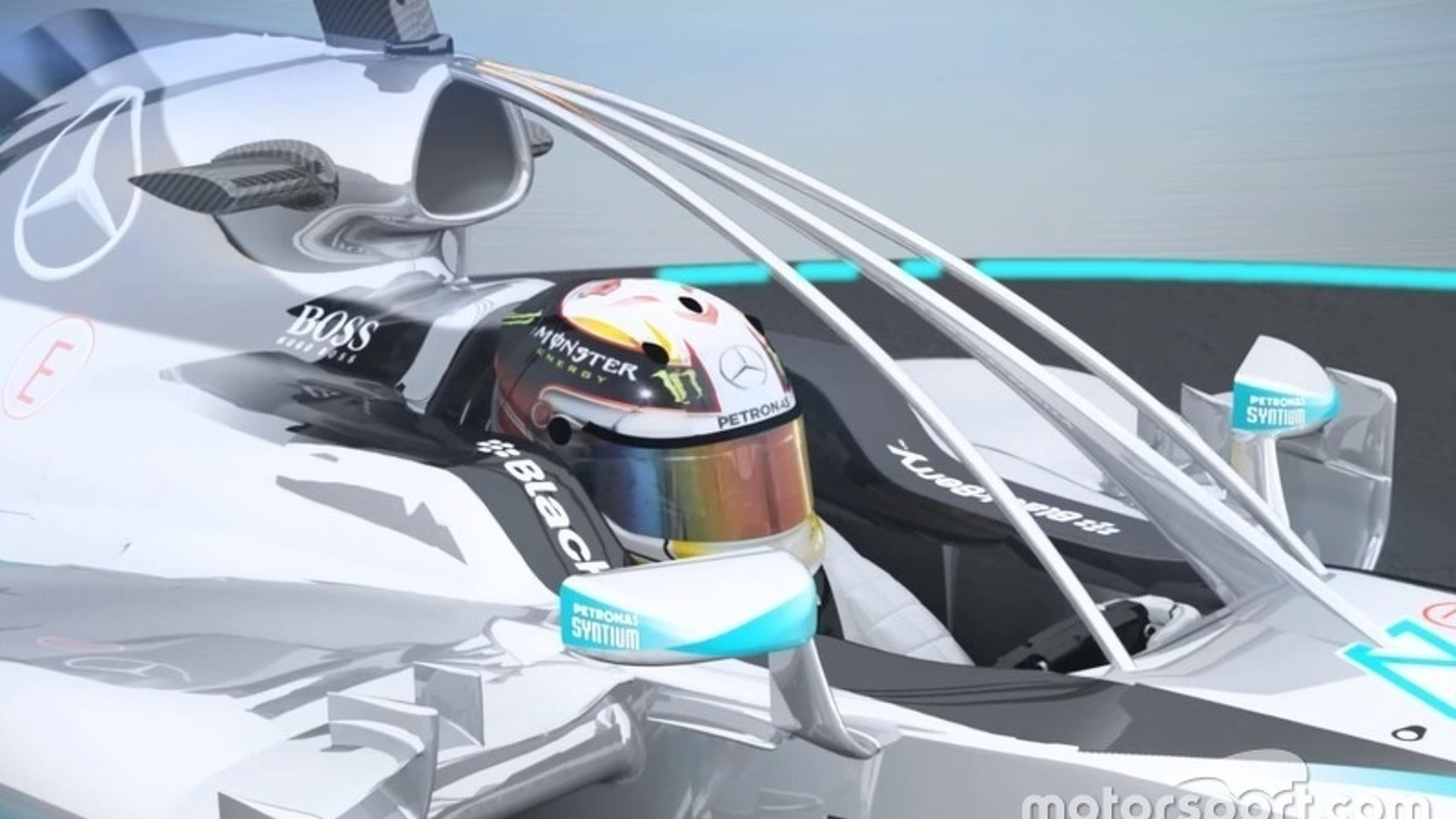 & Red Bull offers canopy solution as F1 teams meet to explore Halo