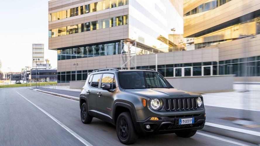 Jeep Renegade Hyper, quella degli Avengers