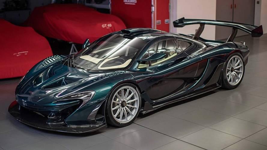 Lanzante McLaren P1 GT, la GTR stradale allunga la coda