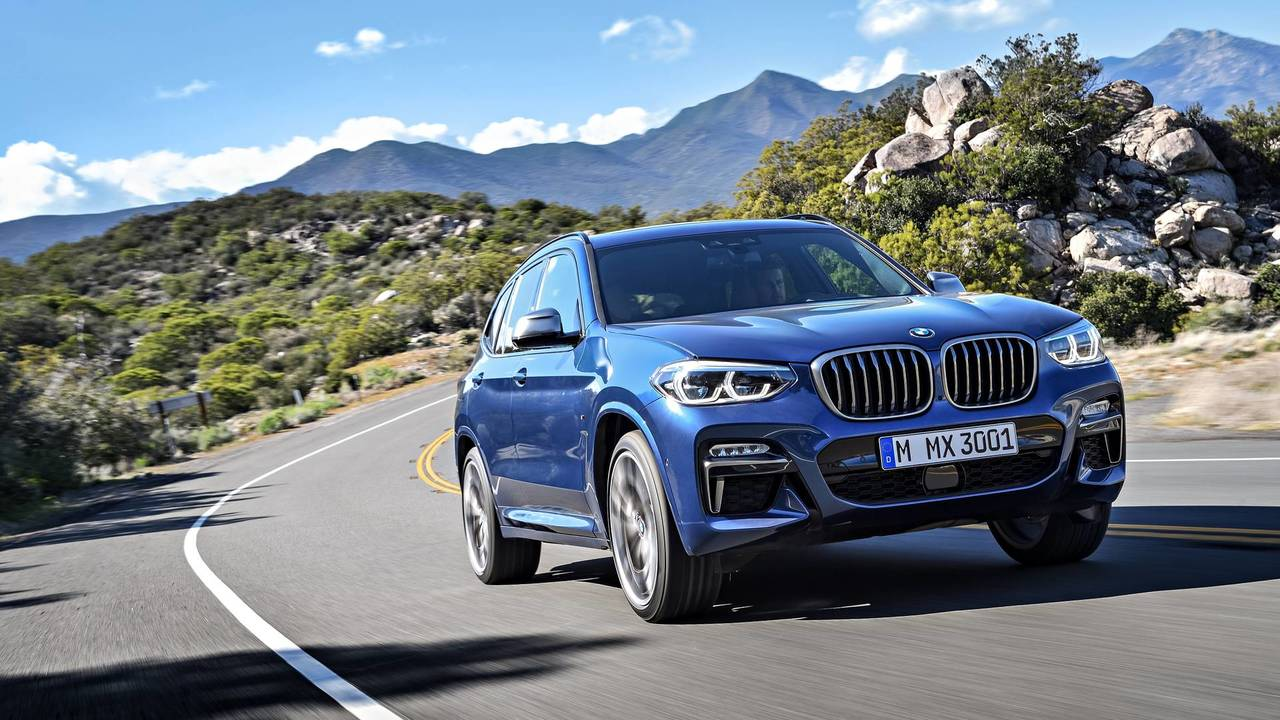 5. BMW X3