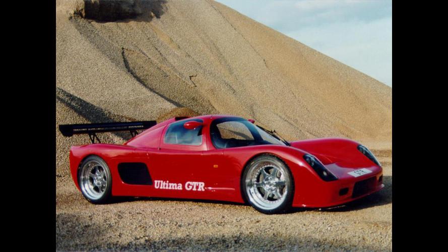 Ultima GTR720: record sul circuito di Top Gear