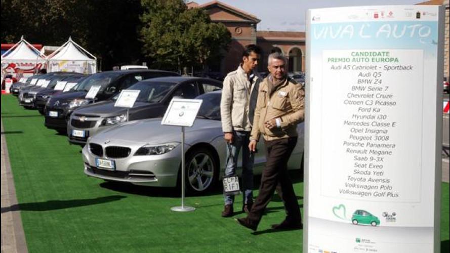 UIGA Auto Europa 2013: le 23 finaliste
