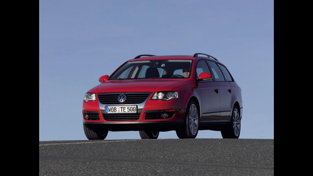 Volkswagen Passat TSI EcoFuel