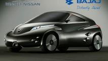 Nissan Mixim Concept car