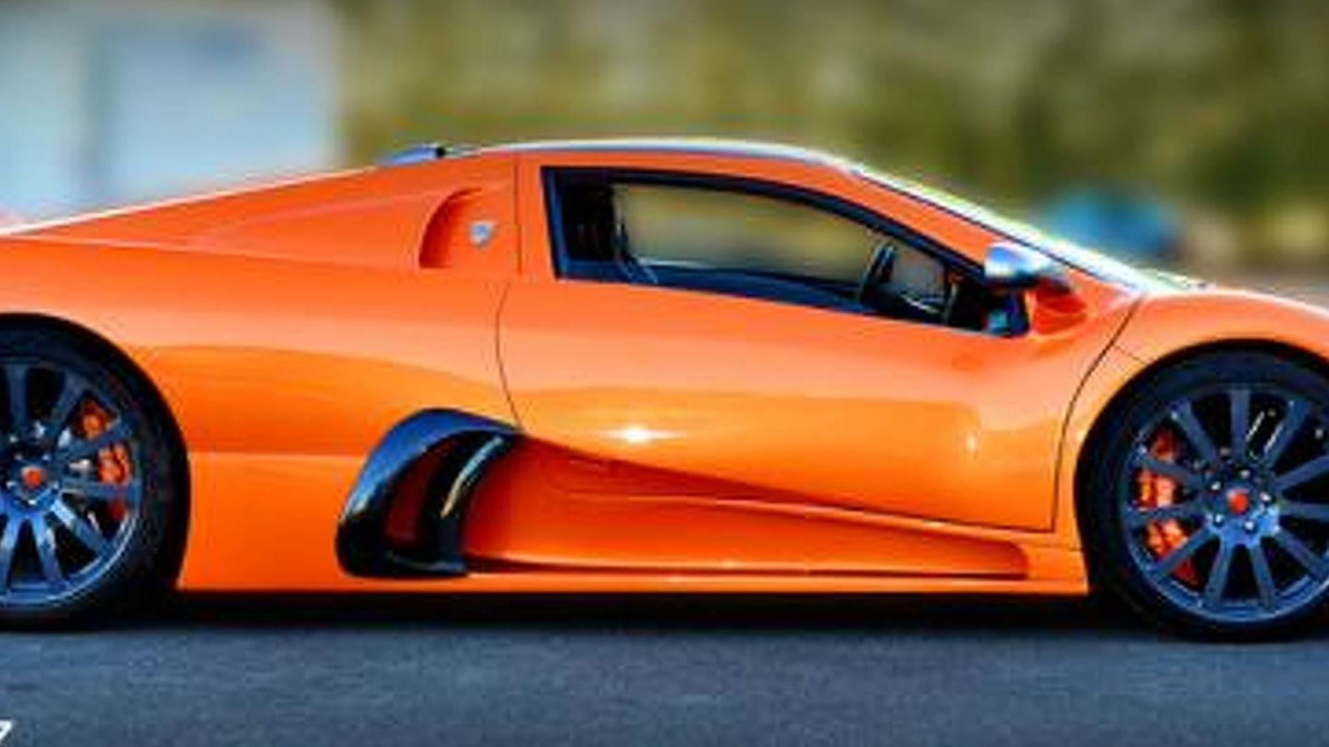SSC Ultimate Aero reclaims fastest production car in the world le