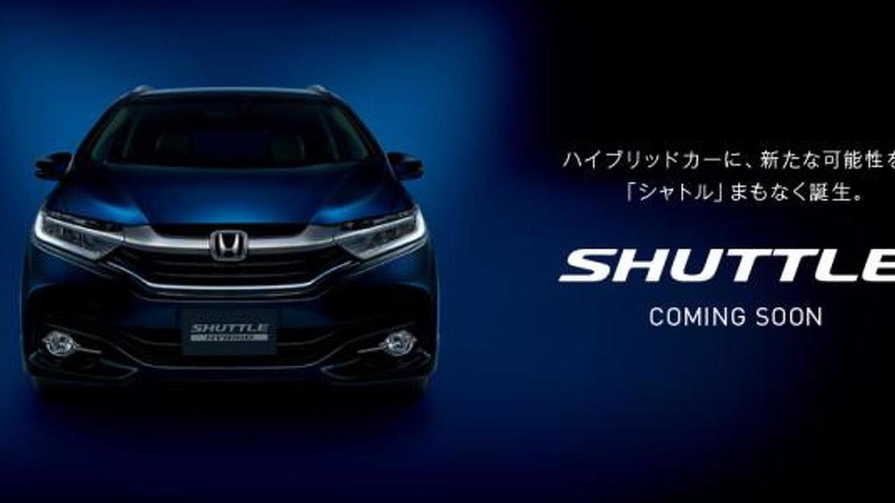 2015 Honda Shuttle (JDM-spec)