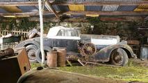 Barn find in France