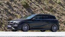 2016 Mercedes A45 AMG spy photo