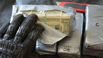 Guy finds a plastic bag full of money in his new car