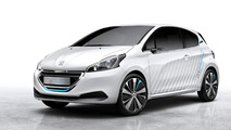 Peugeot 208 HYbrid Air 2L concept heading to Paris Motor Show